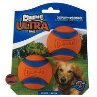 Chuckit! Ultra Ball Dog Toy from Blain's Farm and Fleet