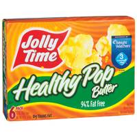 Jolly Time Microwave Popcorn from Blain's Farm and Fleet