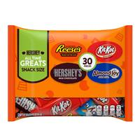 Hershey's All Time Greats 100 Snack Size Pieces from Blain's Farm and Fleet