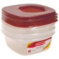 Rubbermaid Easy Find Lids Medium Value Pack from Blain's Farm and Fleet