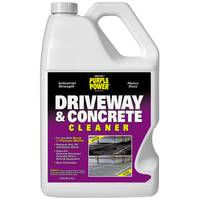 Purple Power Driveway and Concrete Cleaner from Blain's Farm and Fleet