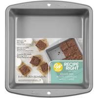 Wilton Recipe Right Square Pan from Blain's Farm and Fleet