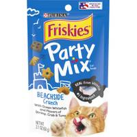 Friskies Party Mix Beachside Crunch Cat Treats from Blain's Farm and Fleet