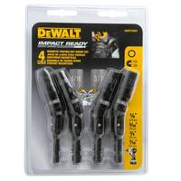 DEWALT 4 Piece Impact Ready Magnetic Pivot Nut Driver Set from Blain's Farm and Fleet