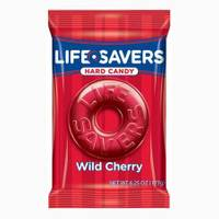 Lifesavers Wild Cherry Hard Candy from Blain's Farm and Fleet