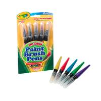 Crayola Paint Brush Pens from Blain's Farm and Fleet