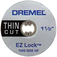 Dremel EZ Lock Thin Cut Wheels from Blain's Farm and Fleet