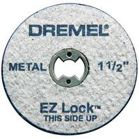 Dremel EZ Lock Metal Cut-Off Wheel from Blain's Farm and Fleet