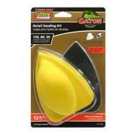 Gator Black Zirconium Detail Sanding Kit from Blain's Farm and Fleet