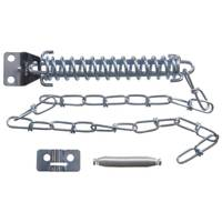 Hillman Zinc Chain Door Stop from Blain's Farm and Fleet