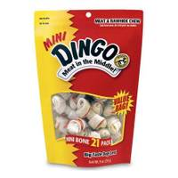 Dingo Bones 9 oz Knotted Bones Value Bag from Blain's Farm and Fleet