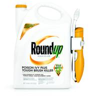 Roundup Poison Ivy Plus Tough Brush Killer Pump 'N Go from Blain's Farm and Fleet