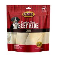 Cadet Natural Rawhide Chips from Blain's Farm and Fleet