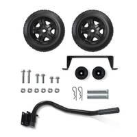 Champion Power Equipment 3000-4000 Watt Generator Wheel Kit with Folding Handle and Never-Flat Tires from Blain's Farm and Fleet