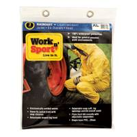 Work n' Sport Men's 3-Piece Rain Suit from Blain's Farm and Fleet