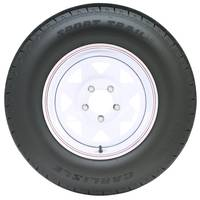 Carlisle Sport Trail Tire / 5 Hole Wheel Assembly from Blain's Farm and Fleet