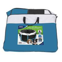 Ware Deluxe Pop - Up Dog Playpen from Blain's Farm and Fleet