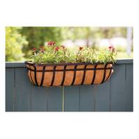 Panacea Flat Iron Window / Deck Planter from Blain's Farm and Fleet