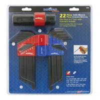 Duracraft Pro 22 piece Hex Key Set from Blain's Farm and Fleet