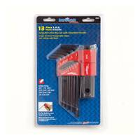 Duracraft Pro Long SAE Regular Hex Key Set from Blain's Farm and Fleet