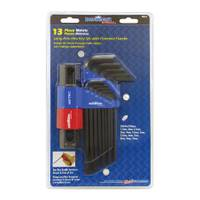 Duracraft Pro 13 piece Long - Arm Hex Key Set from Blain's Farm and Fleet