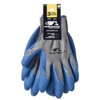 Wells Lamont Latex Coated Knit Gloves from Blain's Farm and Fleet