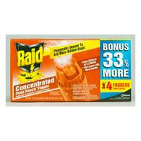 Raid Fogger Value Pack with 33% Free from Blain's Farm and Fleet