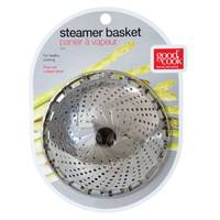 Good Cook Stainless Steel Steamer Basket from Blain's Farm and Fleet