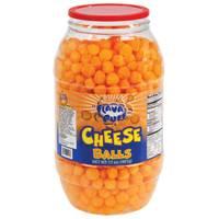 Flava Puff 17 oz Cheese Barrel from Blain's Farm and Fleet