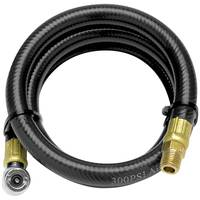 Performance Tool 4 FT Air Hose With Tire Chuck from Blain's Farm and Fleet