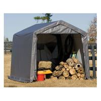ShelterLogic 10' x 10' x 8' Shed - In - A - Box from Blain's Farm and Fleet