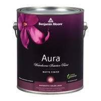 Benjamin Moore Benjamin Moore 1 Gallon Aura(R) Interior Matte Finish Paint from Blain's Farm and Fleet