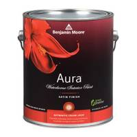 Benjamin Moore Benjamin Moore 1 Gallon Aura(R) Interior Satin Finish Paint from Blain's Farm and Fleet