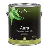 Benjamin Moore Benjamin Moore 1 Gallon Aura(R) Interior Semi-Gloss Finish Paint from Blain's Farm and Fleet