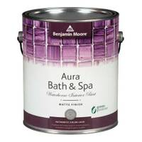 Benjamin Moore Benjamin Moore 1 Gallon Aura Bath & Spa  Interior Matte Finish Paint from Blain's Farm and Fleet