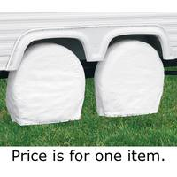 Classic Accessories 76230 OverDrive RV Wheel Covers, Snow White, Model 1 from Blain's Farm and Fleet