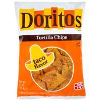 Doritos Taco Flavored Tortilla Chips from Blain's Farm and Fleet