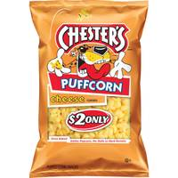 Chester's Cheese Puffcorn from Blain's Farm and Fleet