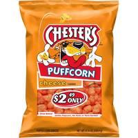 Chester's Cheese Puffcorn from Blain's Farm and Fleet