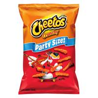 Cheetos Party Size Crunchy from Blain's Farm and Fleet