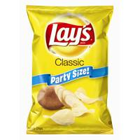 Lay's Party Size Classic Potato Chips from Blain's Farm and Fleet