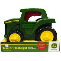 Learning Curve John Deere Tractor Flashlight from Blain's Farm and Fleet