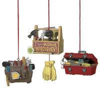 Midwest-CBK Toolbox Ornament Assortment from Blain's Farm and Fleet