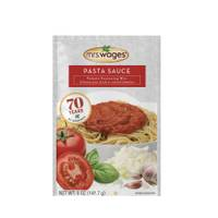 Mrs. Wages Pasta Sauce Tomato Mix from Blain's Farm and Fleet