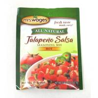 Mrs. Wages Jalapeno Salsa Mix from Blain's Farm and Fleet