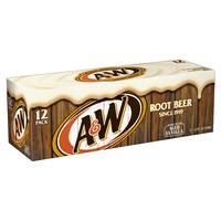 A&W Root Beer - 12 Pack from Blain's Farm and Fleet
