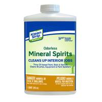 Klean-Strip Green Odorless Mineral Spirits from Blain's Farm and Fleet