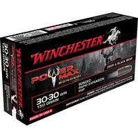 Winchester Super - X 30-30 Winchester Power Max Bonded Centerfire Rifle Ammo from Blain's Farm and Fleet