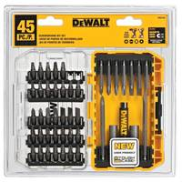 DEWALT Screwdriving Set with Hard Case from Blain's Farm and Fleet