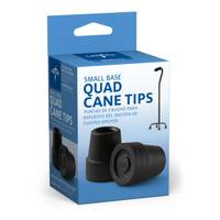 Medline Small Base Quad Cane Tips from Blain's Farm and Fleet